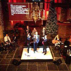 Verscheidene Kerstnachtbijeenkomsten