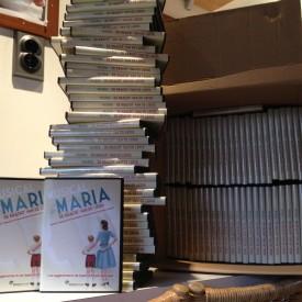 DVD Registratie Musical Maria