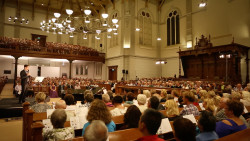 Grote kerk in Apeldoorn