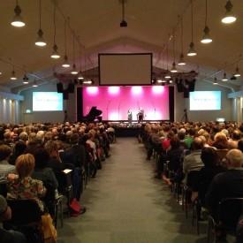 Tony Campolo in Nederland