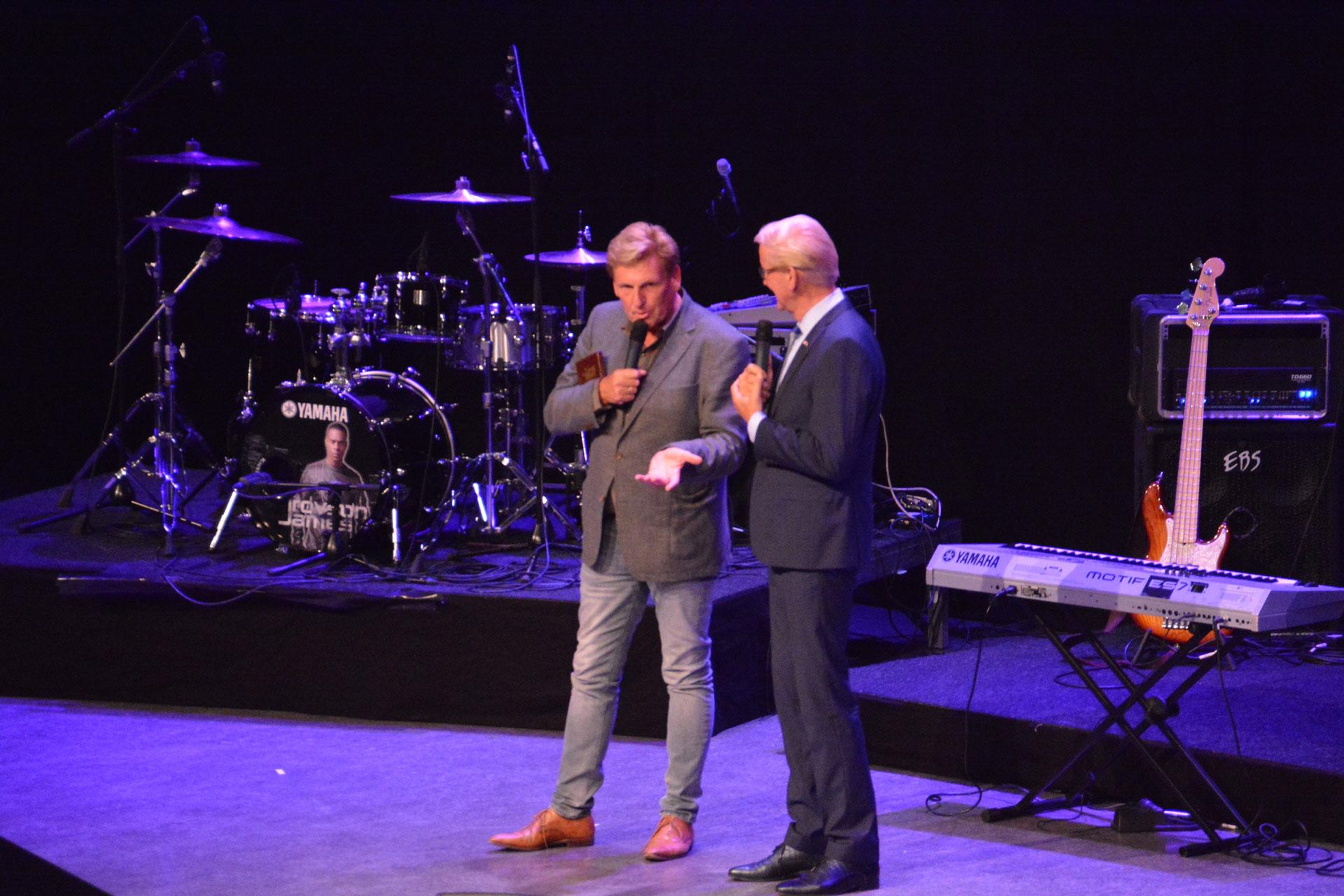 Henny Huisman & Jan van den Bosch